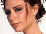 Victoria Beckham at the 18th Annual Elton John AIDS Foundation Academy Awards