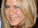 Jennifer Aniston slams rumors that she is pretending to romance Gerard Butler for publicity.