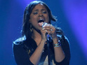 American Idol eliminee Paige Miles says that she never stopped competing.