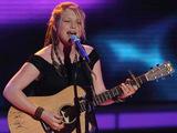 American Idol top 12 finalist Crystal Bowersox