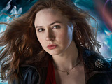 Karen Gillan as the Amy Pond