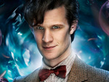 Matt Smith as the Eleventh Doctor