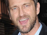 Gerard Butler on Letterman