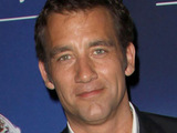 Clive Owen at the US leg of the UEFA Champions League Trophy tour