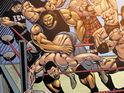 Titan Comics announces that its WWE Heroes comic will return for a new miniseries.