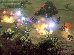 Gaming Review: Command & Conquer 4