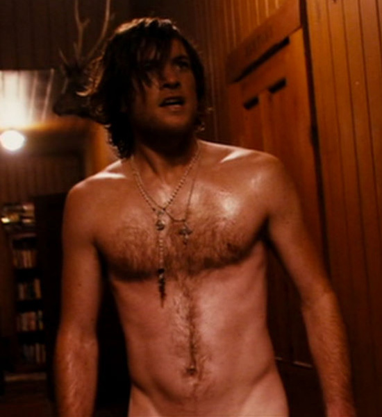 Sam Worthington naked