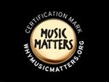 Music Matters Trustmark logo