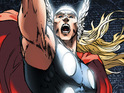 Marvel's cosmic writers Dan Abnett and Andy Lanning discuss their new miniseries Iron Man/Thor.