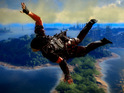 Just Cause 2 sees off the competition to remain top of the PS3 pile.