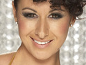 Hayley Tamaddon says that Kerry Katona survived Dancing On Ice because of her performance skills.