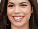 America Ferrera reveals that she tries not to listen to comments about her weight.