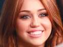 "Miley Cyrus says that leaving her ""security blanket"" Hannah Montana behind will be hard."