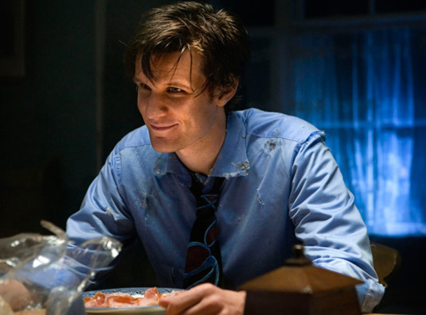 Doctor Who S05E01: The Eleventh Hour - The Doctor