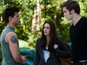 At The Movies previews the latest Twilight vampire romance Eclipse.