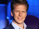 Andrew Castle presenting Divided