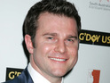 Australian singer David Campbell's wife Lisa gives birth to a baby boy.