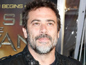 Jeffrey Dean Morgan talks about his 20-month-old son Gus.
