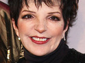 Liza Minnelli appears on the Home Shopping Network to talk about The Liza Collection.