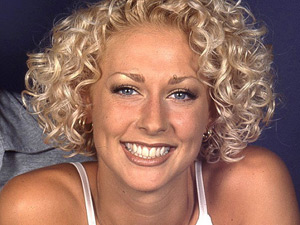 Faye Tozer of Steps