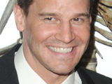 'Bones' star David Boreanaz attending the West Hollywood event in celebration of the 100th episode of the show