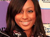 Alexandra Burke at the launch of Disney Channel's 'Wizards of Waverly Place'