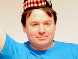 Mike Myers at the 2010 'Dressed To Kilt' Charity Fashion Show