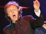 Paul McCartney performs live at the Sun Life Stadium,