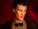 "Matt Smith says that working on Doctor Who is ""glorious""."