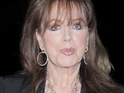 "Jackie Collins says her novels are inspired by the ""crazy people"" who live in LA."