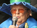 The munchkin coroner in The Wizard Of Oz Meinhardt Raabe dies from a heart attack aged 94.