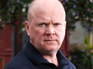 Phil Mitchell from EastEnders