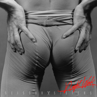 Scissor Sisters defend rear end album cover
