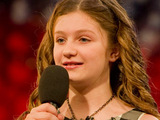 Chloe Hickinbottom on Britain's Got Talent
