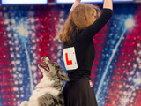 Tina and Chandi on Britain's Got Talent