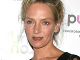 Uma Thurman at the 2010 Turnaround For Children benefit dinner