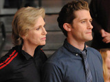 Glee S01E15: The Power of Madonna - Will Schuester and Sue Sylvester