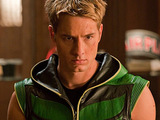 Smallville - Justin Hartley as The Green Arrow