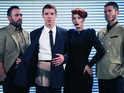 The Scissor Sisters unveil details of a new single to be released next month.