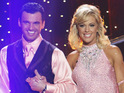 "Tony Dovolani says that he doesn't ""worry about"" his former Dancing With The Stars partner."