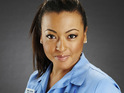 Jaye Jacobs admits that she will miss Holby City's dramatic storylines.