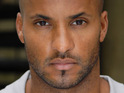 Ricky Whittle admits that he did not do enough training for the London Marathon.