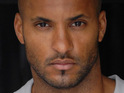 Ricky Whittle pays homage to his four-year stint in Hollyoaks by throwing a Wild West-themed party.