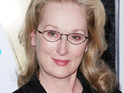 Meryl Streep will portray scientist Marie Curie in a reading of Alan Alda's new stage production.