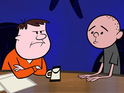 Ricky Gervais reveals that the purpose of his new animated comedy is to make Karl Pilkington famous.