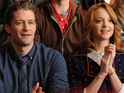 Glee star Jayma Mays says that a romance between Emma and Will shouldn't happen too quickly.