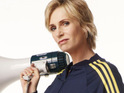 Jane Lynch reveals that her Glee character Sue Sylvester will have a new nemesis in the next season.