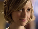 Allison Mack admits that it feels odd not being a regular cast member on Smallville.