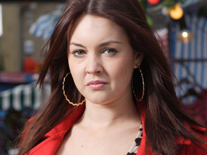 Stacey Slater in Eastenders