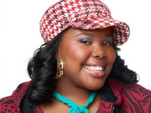 Mercedes Jones from Glee